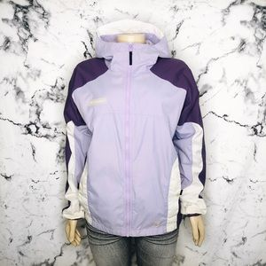 Columbia Spring Jacket Youth Size 18/20 Purple